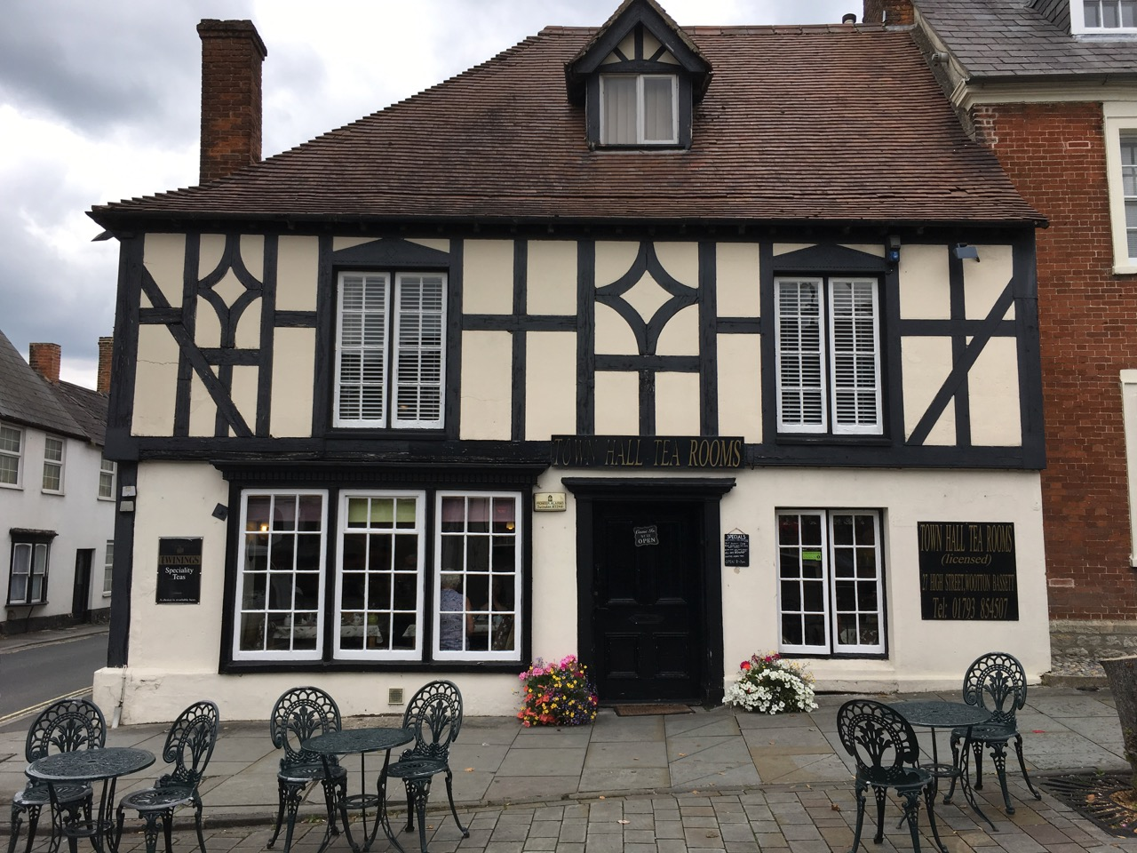 Town Hall Tea Rooms, Royal Wootton Bassett