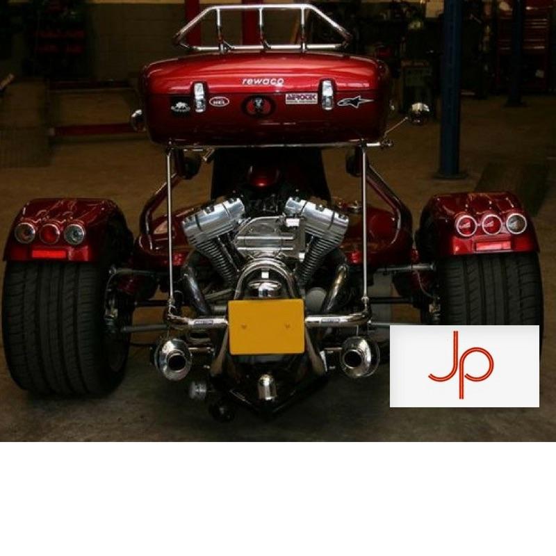 JP Exhausts Ltd, Macclesfield