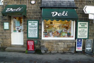 Hope Chest Deli, Hope, Derbyshire Peak District