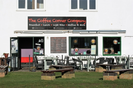 Coffee Corner, Burnham on Sea, Somerset