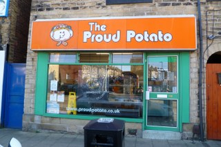 The Proud Potato, Hillsborough, Sheffield