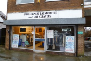 Swallownest Launderette & Dry Cleaners, Sheffield.