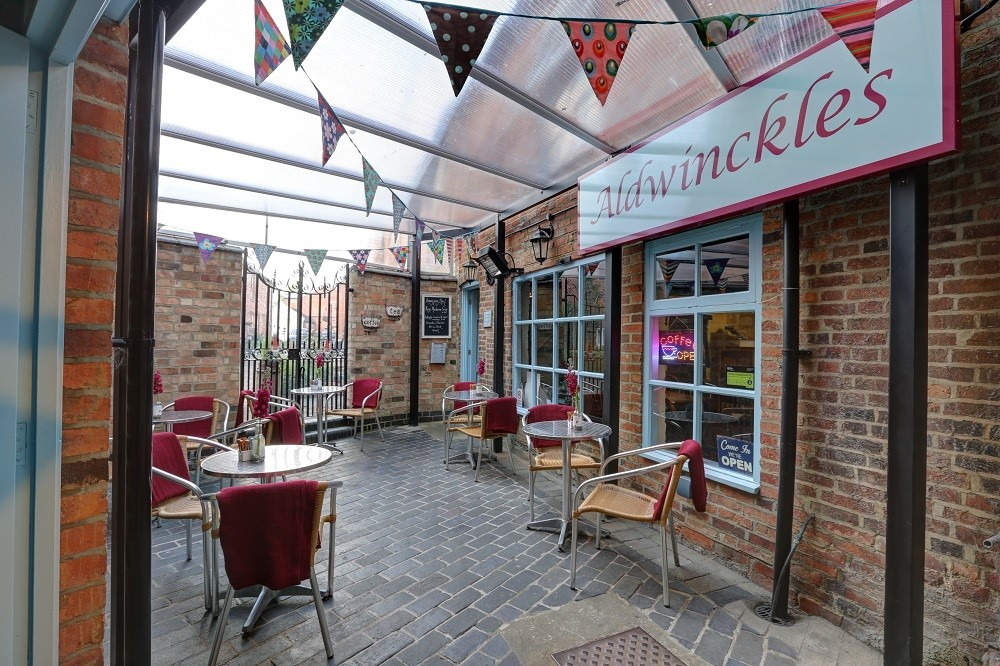 Aldwinckles Coffee Shop, Market Harborough