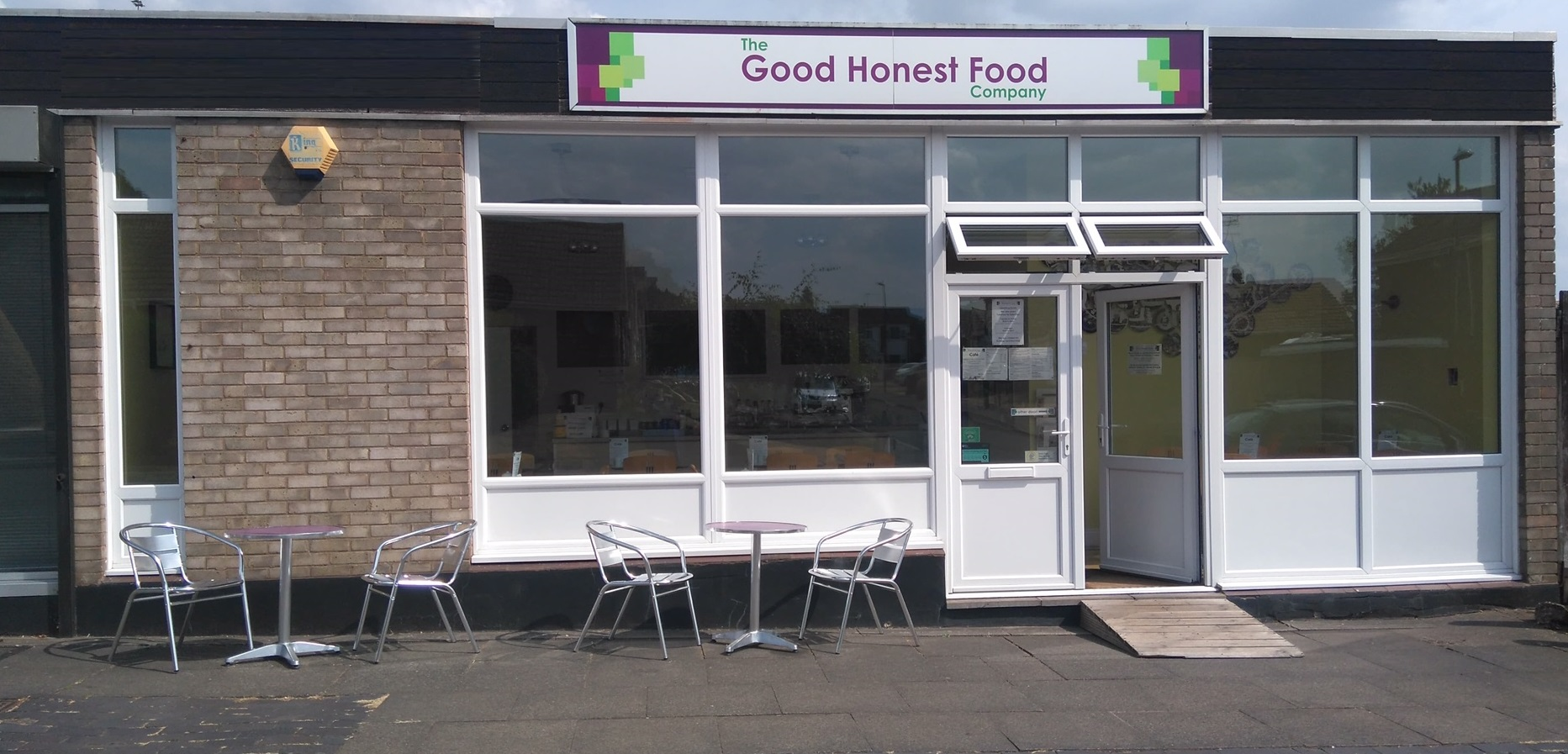 The Good Honest Food Company, Coventry