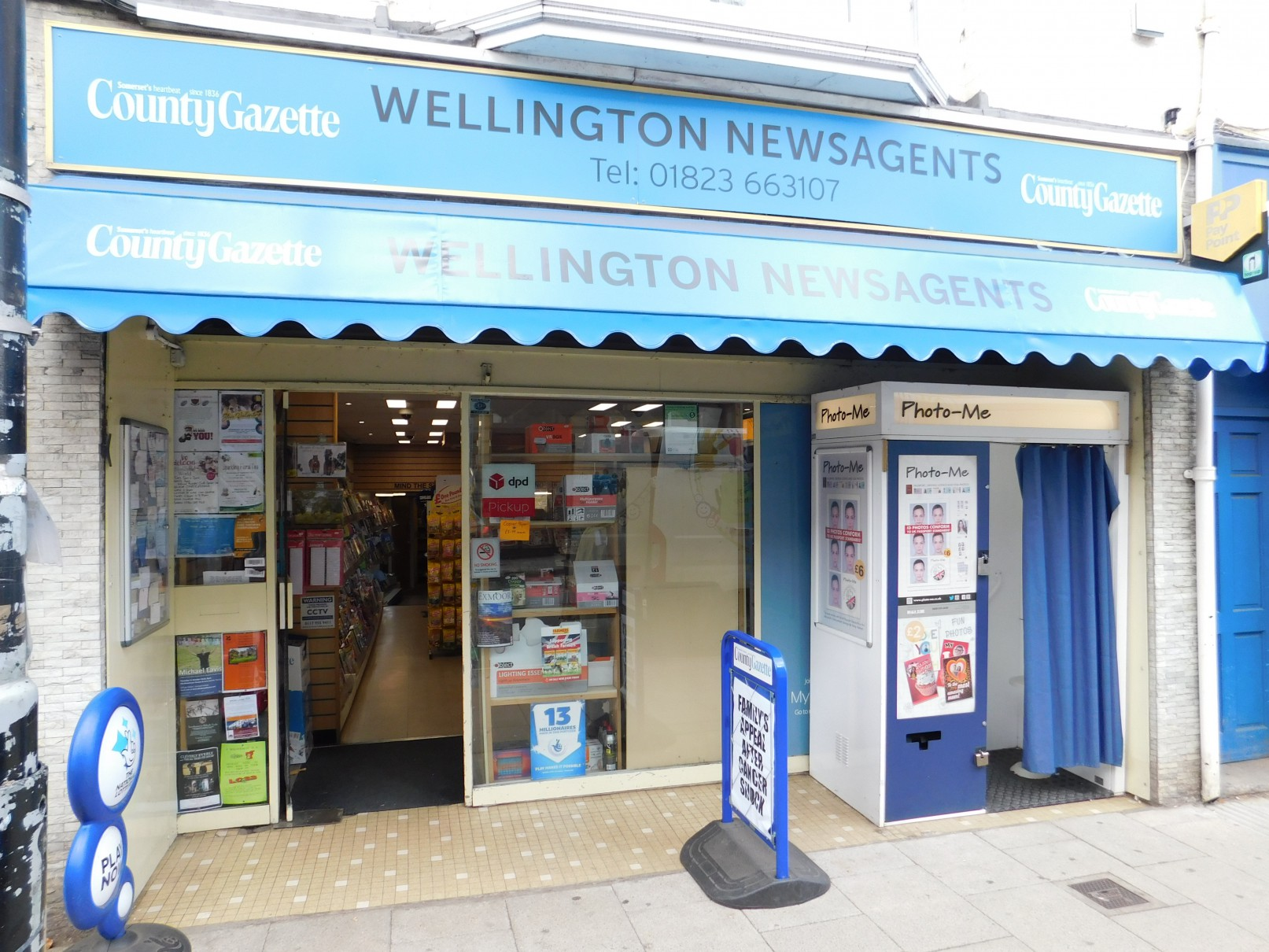 Wellington News, Wellington