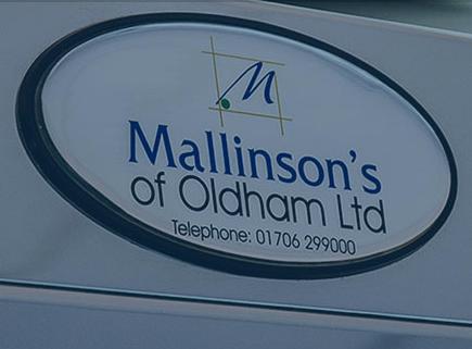 Mallinson's of Oldham, Lancashire