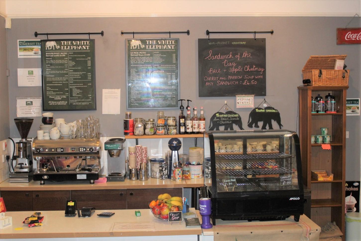 White Elephant Cafe, Bristol