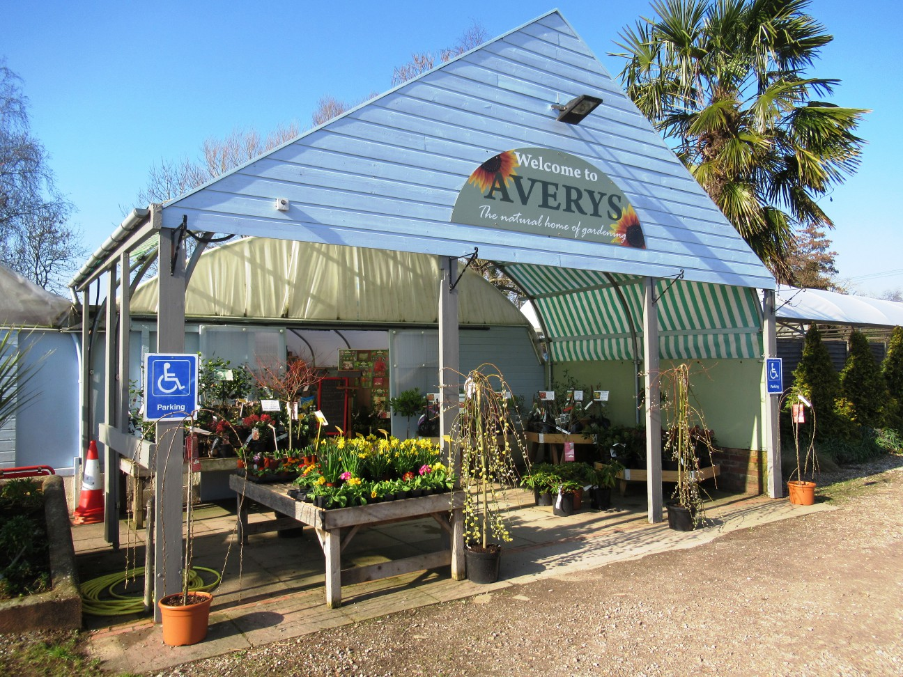 Averys Garden Centre & Nursery with On-site Home, Taunton
