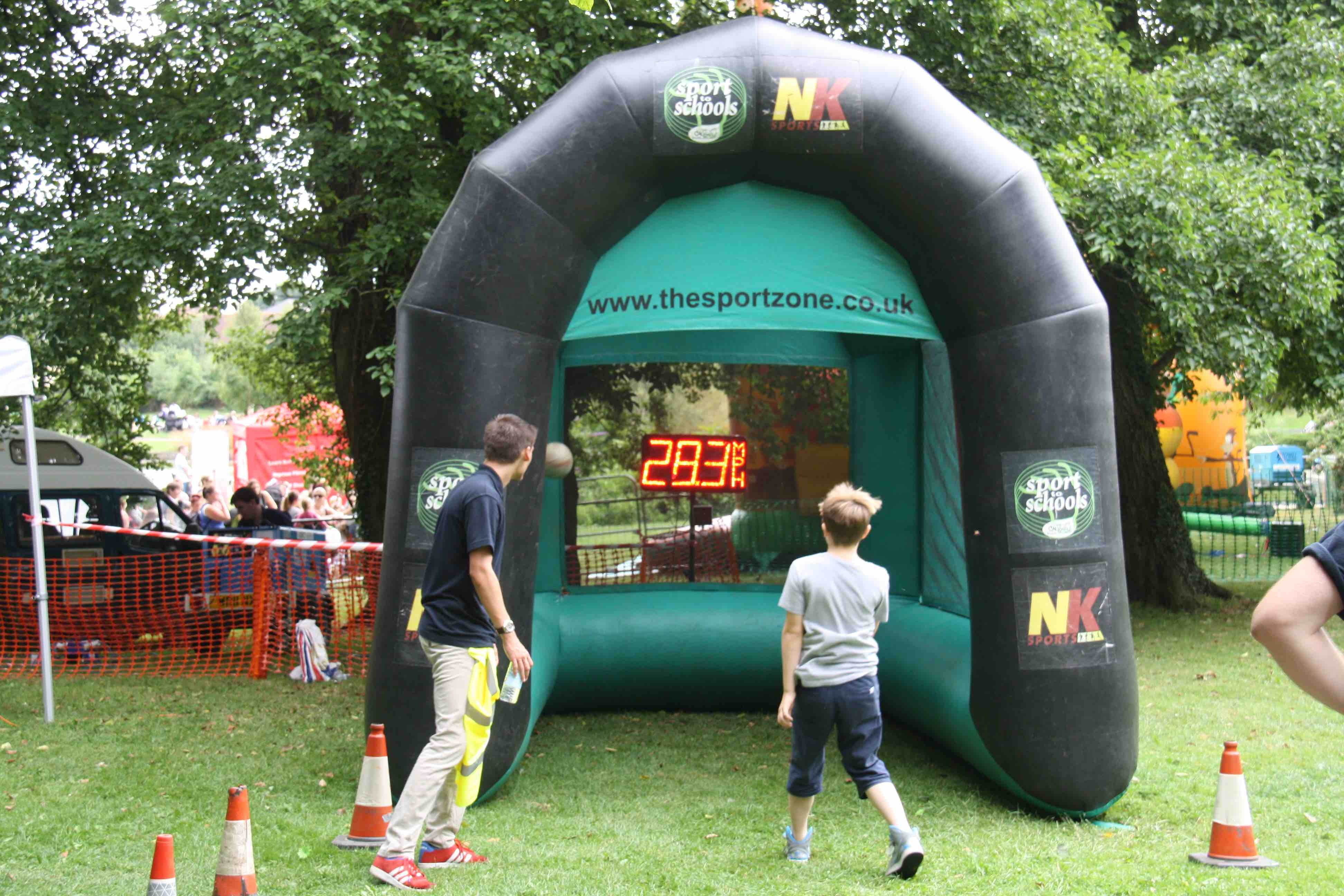 Games2Hire, Chipping Norton, Oxfordshire