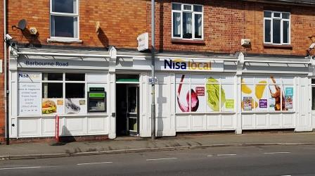 Nisa Convenience Store, Worcester
