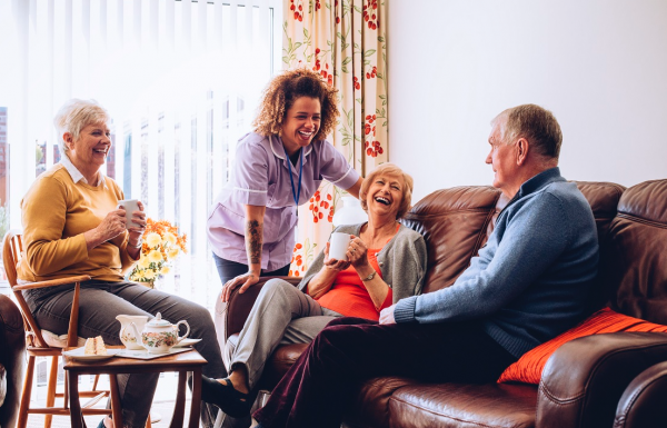 Why buying a care home business is a good investment